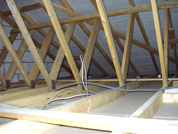 Roofs Alterations To Trussed Rafters