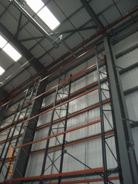 Warehousing Steel Portal Frame Design